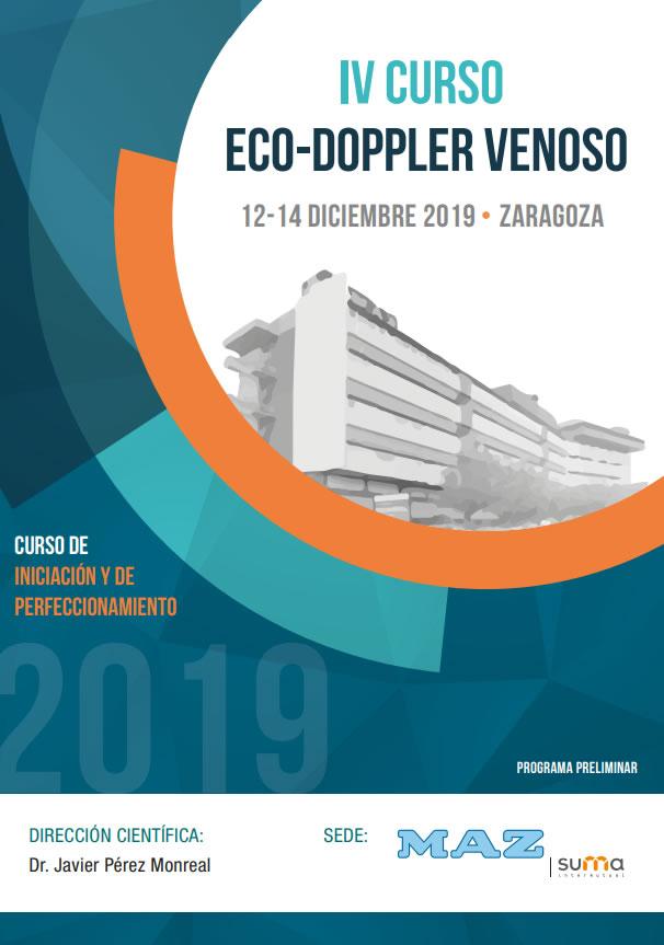 IV CURSO ECO-DOPPLER VENOSO