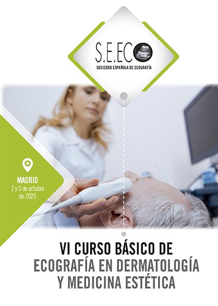 VI Curso Básico de Ecografía en Dermatología y Medicina Estética